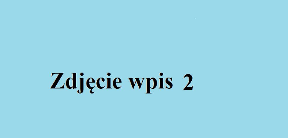 Wpis 2